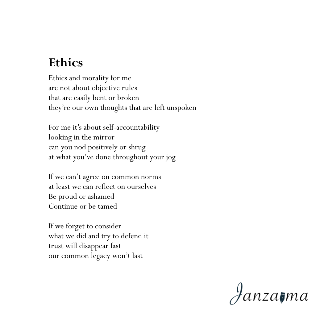 Janzajma poetry societal