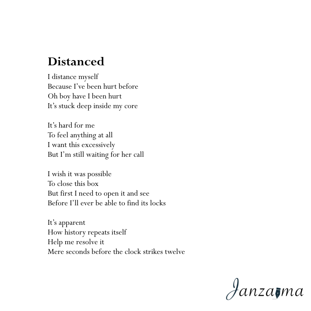Janzajma poetry relationship
